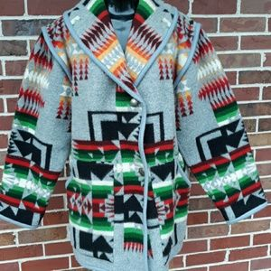 Native Style  Reversible Jacket